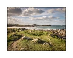 Penfoul (Finistère) (SiouXie's) Tags: ocean sea mer color beach nature landscape fuji bretagne paysage plage couleur savage finistère sauvage atlantique argenton penfoul siouxies fujix20