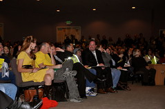 S.A.F.E. HSR Community Meeting (MS KRYSTEE CLARK) Tags: gabriel church monument water forest la san all wildlife save canyon stop national environment safe tuna rangers hsr threat nations supply foothill angelesnationalforest highspeedrail kagel lvt shadowhills stakeholder sunlandtujunga stnc shpoa