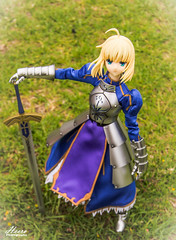 DSC06828 (帝王赤) Tags: night real action fate hero saber rah 16 stay