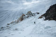 Descent (lataeugene) Tags: mountains expedition asia descent climbing exploration highaltitude pamir tadjikistan