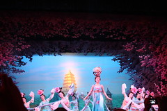 Tang Dynasty Dinner Show (ldn.marquez) Tags: show china trip travel travelling dinner canon photography asia traditional chinese september east xian  far dynasty cultural tang 2014