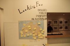 Disused property in Australia (Val in Sydney) Tags: art artwork sydney australia nsw biennale redfern australie carriageworks