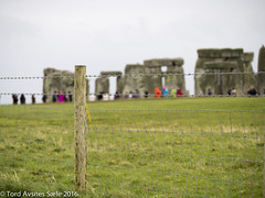 Stonehenge behind the barriers (tord75) Tags: vacation england stonehenge 2016 englend2016vacationengland