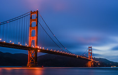 golden gate 16 (pbo31) Tags: sanfrancisco california bridge blue orange color reflection water fog evening bay spring nikon may 101 goldengatebridge bayarea fortpoint bluehour presidio 2016 goldengatenationalrecreationarea boury pbo31 d810