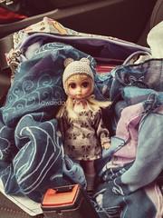Toy Tuesday (Lawdeda ) Tags: travel scarf vintage eyes doll sad alice purse blonde susie wonderland companion starla dollie sse toki doki picmonkey