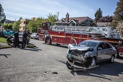 42nd_Brandon_Accident-10 (Pye42) Tags: seattle car truck washington nissan accident police firetruck westseattle vehicle versa seattlepolice spd sfd seattlefiredepartment