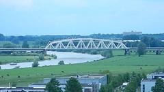 IJssel Bridge (Nelis Zevensloot) Tags: breng arriva train ijssel ijsselvallei ijsseloord velperbroek velp veluwezoom trein spoorwegbrug railwaybridge pleyroute pleyweg