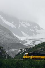 Alaska 2015 (tanjatiziana) Tags: travel alaska train view seward alaskarailroad