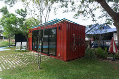 Rayong, Thailand (Quench Your Eyes) Tags: travel food coffee thailand cafe asia southeastasia cyclist drinks thai campground rayong biketour biketourist changwatrayong biteandbikecafe cyclisthostel