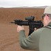 2010 SHOT Show - Media Day at the Range - Shooting an AR-15