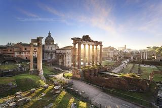 Foro Romano // Roma // Forum Italy
