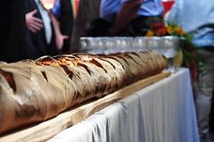 Brot auf dem Klostermarkt Bludenz (Katholische Kirche Vorarlberg) Tags: bread brot bludenz klostermarkt