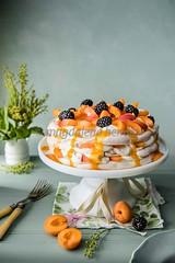 apricot pavlova (magshendey) Tags: summer dessert pavlova apricots foodphoto foodstyling foodphotographer