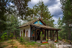 A chapel in the forst (Andrey Andreev) Tags: mountains forest chapel bulgaria nikola rhodope  velingrad