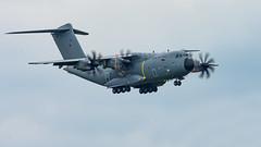 RAF's newest A400m (ZM407) (lee adcock) Tags: airplane atlas dsa raf a400 nikond7200 tamron150600 zm407