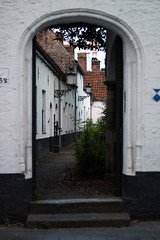 Bruges, Belgium (Alice Hutchinson) Tags: belgium outdoor brugge bruges archway