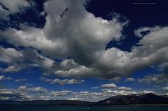 South lake Tahoe, CA (www.EyePics.net) Tags: california usa lake nature horizontal clouds wideangle bluesky manual dynamicrange southlaketahoe manualexposure nikond7000 gauravkavathekar wwweyepicsnet