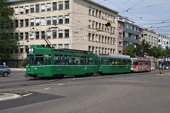 479 (KennyKanal) Tags: tram grn schindler waggon bvb pratteln basler cornichon verkehrsbetriebe schienenfahrzeug drmmli