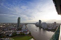 (by claudine) Tags: landscape thailand bangkok chaophrayariver travelphotographyworldphotosuniquebyclaudine