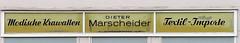 ModischeKrawatten (birx) Tags: germany deutschland hannover type typo ahrbergviertel