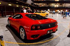 Ferrari 360 Modena (Jeferson Felix D.) Tags: camera brazil rio brasil riodejaneiro canon de photography eos photo foto janeiro 360 ferrari fotografia modena ferrari360 ferrari360modena 18135mm 60d worldcars canoneos60d