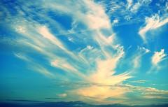 Firebird (SteveJM2009) Tags: uk light sky cloud sun colour phoenix june dorset firebird imagination bournemouth stevemaskell 2016