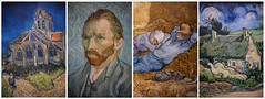 VanGogh - An Artistic Aside (eScapes Photo) Tags: paris france vangogh museedorsay