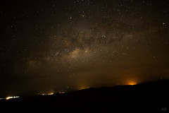 Tatacoa de noche (andresmbernal) Tags: night landscape colombia long exposure desert co huila tatacoa