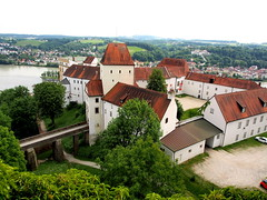 P5280497 (photos-by-sherm) Tags: museum germany spring high panoramic views fortifications defensive veste hilltop passau oberhaus