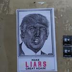 Make liars great again