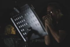 Visioni Sonore 013 (Cinemazero) Tags: jazz biblioteca chiostro pordenone busterkeaton cinemamuto jorisivens cinemazero zerorchestra visionisonore claudiocojaniz giannimassarutto massimodemattia