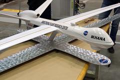 IKHANA UAV Model testing FOSS
