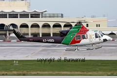 A7-HBD LMML 02-01-2013 (Burmarrad) Tags: cn gulf bell aircraft airline helicopters registration 36088 412ep lmml 02012013 a7hbd