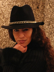 Angela Kroft I (marcus20112011) Tags: hat model modeling modelo hut chapeau angela chapu kroft modellieren modlisation