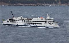 From island Cres Merag to Valbiska island Krk 3198 R 2012 S 1085 MeVaTra Valun IMO: 8223282 (Morton1905) Tags: s r imo 2012 valun 1085 3198 mevatra 8223282