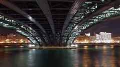 Lyon - Le pont de l'Universit sur le Rhne. (Gilles Daligand) Tags: france lyon universit rhne pont