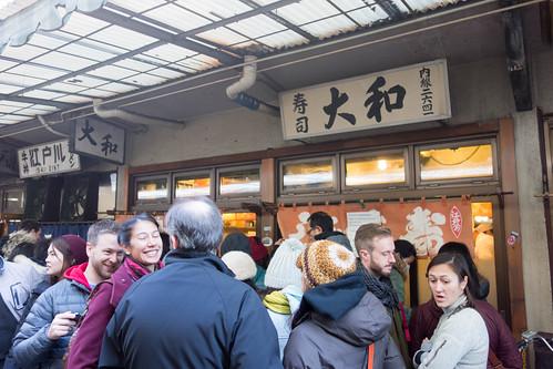 japan tokyo market tsukiji tsukijifishmarket tsukijimarket 2014 daiwasushi