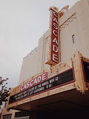 (Monica Galvan) Tags: california sign theatre signage cascade redding cascadetheatre vscocam