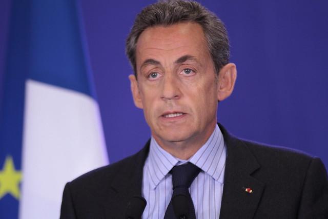 Déclaration de Nicolas Sarkozy