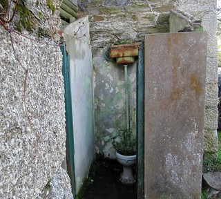Old Outdoor Privy