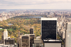 Top of the Rock - View of Central Park (Ollerton57) Tags: new york city usa holiday true rock america canon break top north free east dreams land manhatten 6d 24105