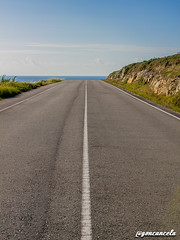 Corme-10 (Gon Cancela) Tags: way faro carretera paisaje line galicia end fin corme roncudo ponteceso