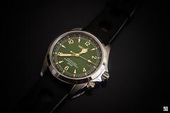 Seiko Alpinist SARB017 (Chez Joe) Tags: green sport watches watch frog tropic seiko montre watche chezjoe dialgreen tropicsport seikoalpinist jokv seikofrog seikogreen
