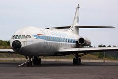 SE-DAF - ARN (Martin Third Av'n) Tags: se sweden stockholm aircraft sas essa airliner relic arlanda scandinavianairlines caravelle arn aerospatiale se210 stockholmairport sedaf