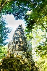 Siem Reap - Angkor Temples (orangefuzzies) Tags: cambodia temples siem reap thom beng angkor wat ta prohm aspara melea