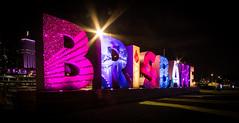 Southbank during the G20 (SJR2912) Tags: city night lights australia brisbane southbank qld queensland cit g20 seq