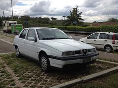 Alfa Romeo 155 Twin Spark (vignaccia76) Tags: ri 1993 alfa alfaromeo 155 alfaromeo155 twinspark