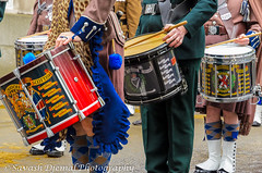 DSC_9985.jpg (Sav's Photo Gallery) Tags: street city uk people london drums outdoor candid military capital marchingband drummers cityoflondon horseguards londonirish lordmayorsparade londonscottish d7000 savash