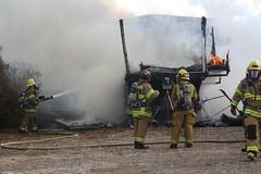 IMG_6253 (Journalist (fb.com/danthephotog)) Tags: fire vehicle blaze rv camper temecula firedepartment rvc riversidecounty calfire deportola nexranch