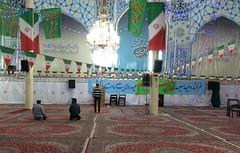 Interior Santuario Imn Jomeini Khomeini Tehern Irn 06 (Rafael Gomez - http://micamara.es) Tags: iran interior persia inner tehran  sanctum imam santuario irn   jomeini imn khomeini  tehern
